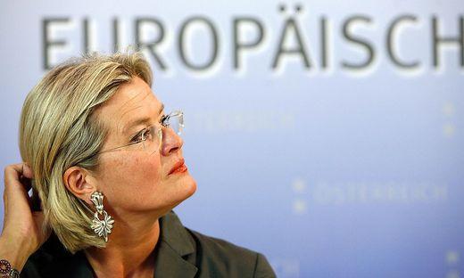 Botschafterin Ursula Plassnik feierte am Sonntag ihren 65. Geburtstag und scheidet Ende Juni aus dem aktiven Berufsleben aus
