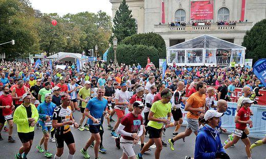 RUNNING - Graz Marathon 2017