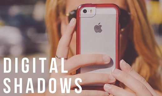 """Digital Shadows"" ist ein interaktives, digitales Projekt."