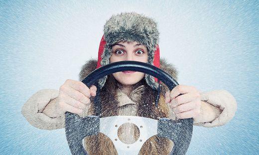 Was man beim Fahren auf Schnee beachten sollte
