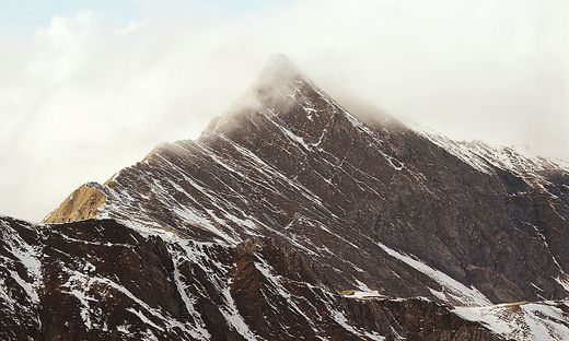 Austria, Tirol, Hintertux Glacier