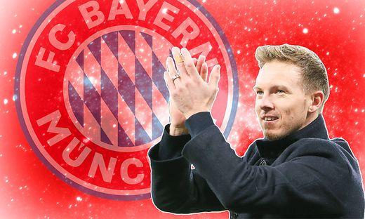 Der neue Bayern-Trainer Julian Nagelsmann