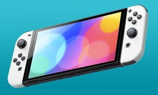 Nintendo macht die Switch etwas größer und setzt künftig auf ein OLED-Display