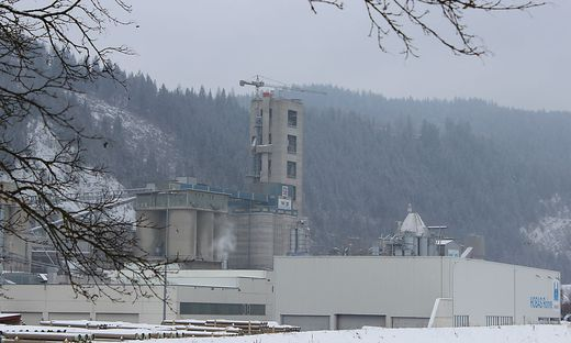 Wietersdorfer Zementwerk Klein St. Paul, Wieting