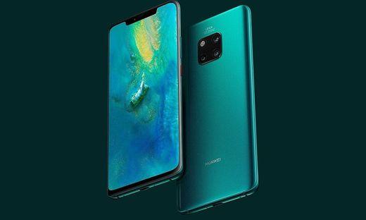 Das Huawei Mate 20 Pro