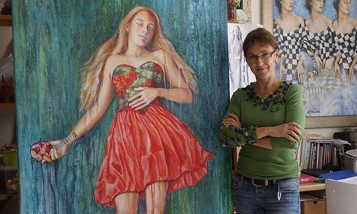 Katarina Sweda, Künstlerin Niklasdorf