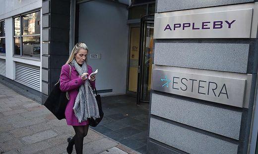 Die Appleby-Firma