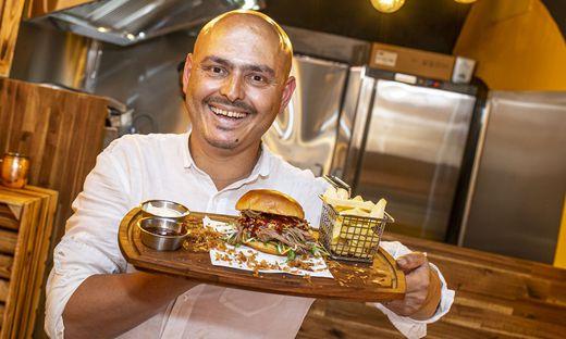 """""""Burger Boutique""""-Chef Ümit Baran"""