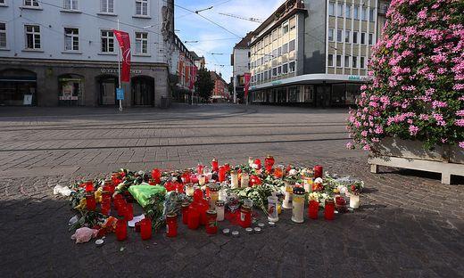 Drei Frauen starben bei der Messerattacke in Würzburg