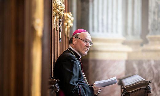 Bischof Schwarz wehrt sich gegen die Vorwürfe