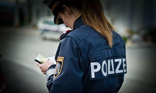 Die Polizei übernahm in diesem ungewöhnlichen Fall Ermittlungen wegen Sachbeschädigung