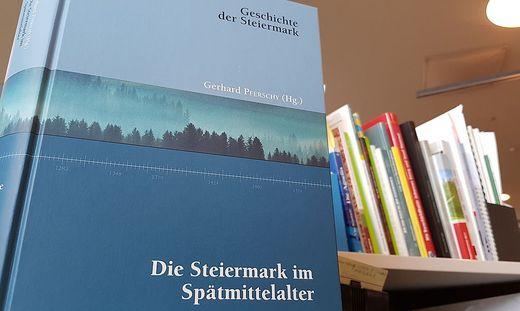 Gerhard Pferschy, Die Speiermark im Spätmittelalter, Böhlau Verlag, 2018, 210 775 Seiten