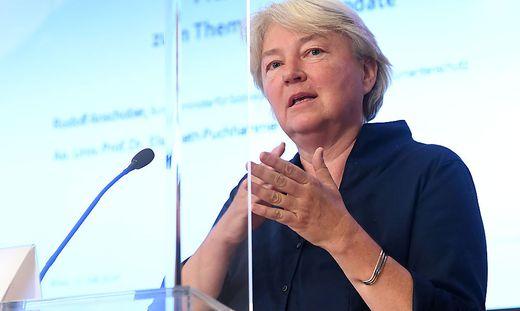 Virologin Elisabeth Puchhammer-Stöckl