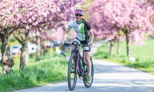 Rund um Gaz gibts herrliche Radtouren