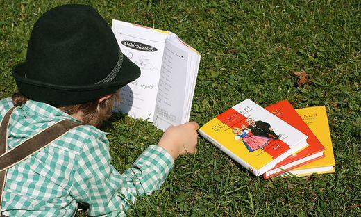 Leck Buckl, auf guat Kärntnerisch, Kärntnerisch gredt, Dialekt, Bücher, Kleine Zeitung Edition,