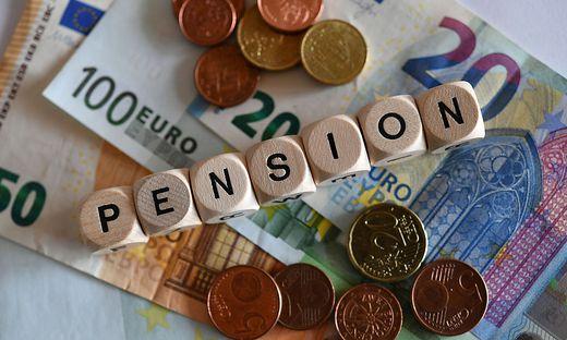 Pensionen bis 1.000 Euro werden ab 1. Jänner 2022 um drei Prozent erhöht.