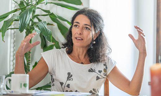 Krautwaschl begrüßt, dass beide Parteien (ÖVP und Grüne) die Koalition weiterführe