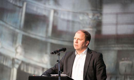 Bühnen-Graz-Chef Bernhard Rinner spricht von einer unsicheren Zukunft, der man nur mit Flexibilität beikommen kann
