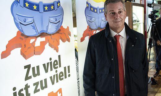 Marco Chiesa, SVP Präsident