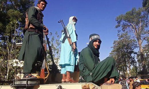 Die Taliban rücken immer weiter vor
