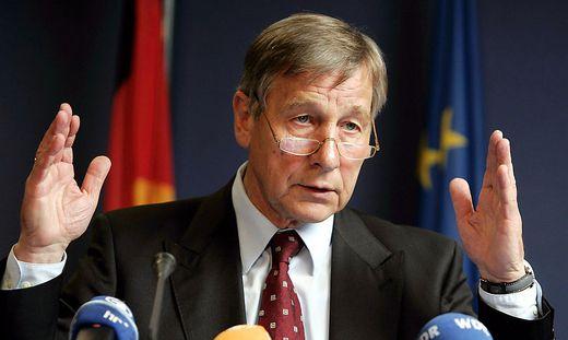 Wolfgang Clement starb im Alter von 80 Jahren