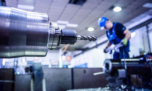 Der Metallbearbeitungsbetrieb Koller stellt mit Montag seine Arbeitszeit um