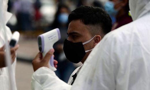Erstmals mehr als 90.000 Neuinfektionen in den USA