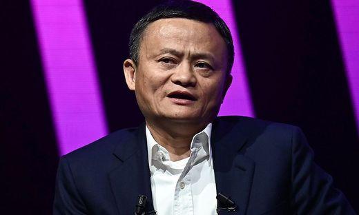 Alibaba-Gründer Jack Ma