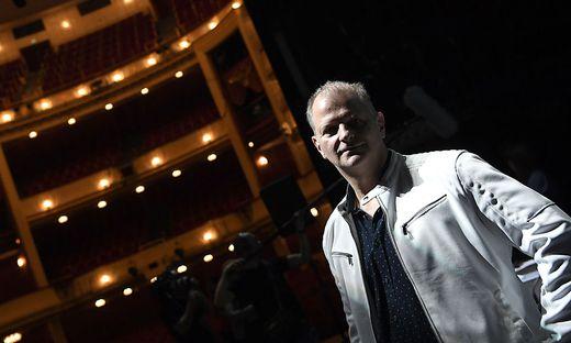 Burgtheater-Direktor Martin Kušej