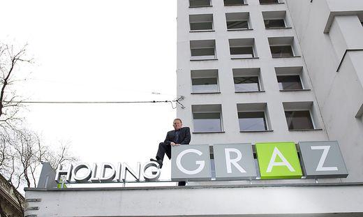 Wolfgang Malik Holding Graz