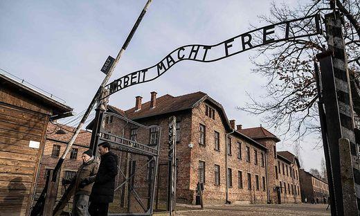 POLAND-HISTORY-WWII-HOLOCAUST-AUSCHWITZ