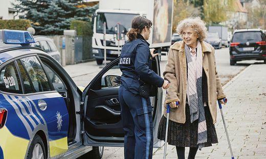 Titel: Polizeiruf 110: Frau Schrödingers Katze Untertitel: Szenenfoto