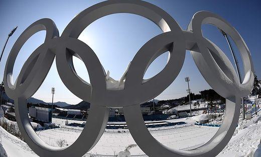 Bei den olympischen Winterspielen geht es heiß her.