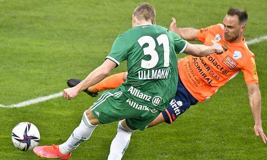 Tobias Kainz geht trotz Niederlage optimistisch in die nächste Woche