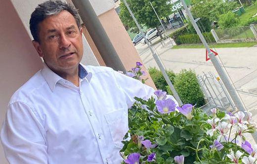 Siegfried Wuzella, seit etwas mehr als 100 Tagen Bürgermeister von Gurk