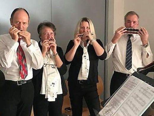 Mundharmonika Ensemble Wörthersee kk