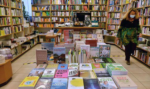 Zwischen Sorge und Hoffnung: Mit 1. Mai müssten wieder alle Buchhandlungen geöffnet sein