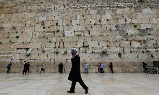 FILES-ISRAEL-PALESTINIAN-HEALTH-VIRUS-TOURISM-JUDAISM