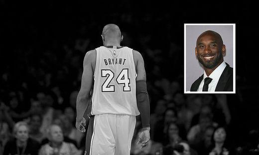 Kobe Bryant wurde 41 Jahre