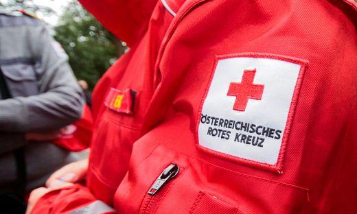 Nach der Erstversorgung durch einen Notarzt wurde sie ins Landeskrankenhaus Villach geflogen