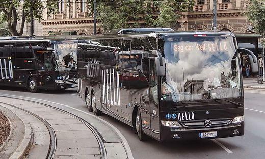 Die ÖBB trennen sich von ihrem Fernbus-Angebot