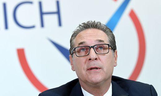 Ex-Vizekanzler Heinz-Christian Strache will es erneut wissen.