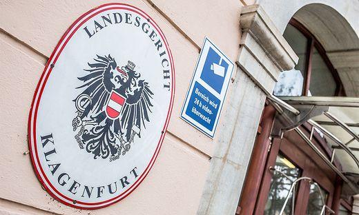 Der Prozess gegen den heute 15-Jährigen fand im 4. Stock des Landesgerichts Klagenfurt statt