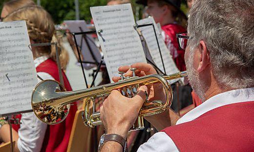 Nach einjähriger Pause trifft sich der Steirische Blasmusikverband wieder zur Generalversammlung – diesmal in Bruck (Sujet)