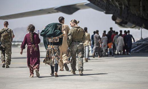 Der US-Präsident wird den Militäreinsatz nicht zugunsten der laufenden Evakuierungsmission verlängern