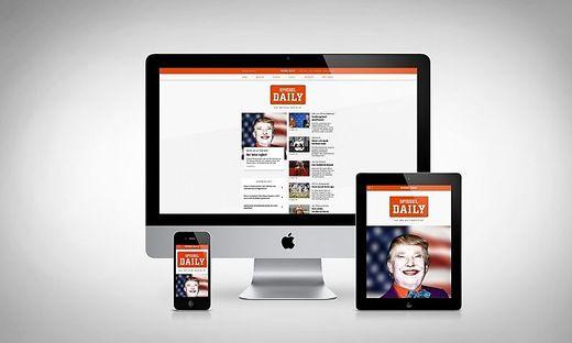 Spiegel daily der spiegel startet am dienstag eine for Spiegel daily