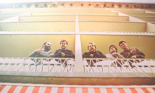 Granada aus Graz liefern wieder einen Tonträger voll guter Laune