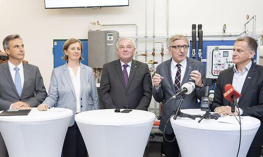 Nagl, Eibinger-Miedl. Schützenhöfer, Herk, Talowski