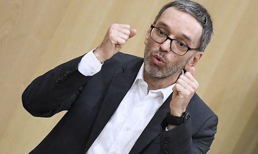 Der FPÖ-Klubobmann wetterte unter anderem gegen die Corona-Impfung.