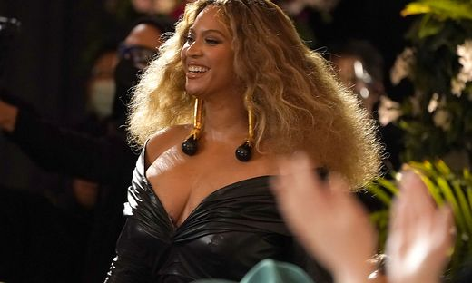 Beyoncé knackte mit 28. Auszeichnung Preis-Rekord